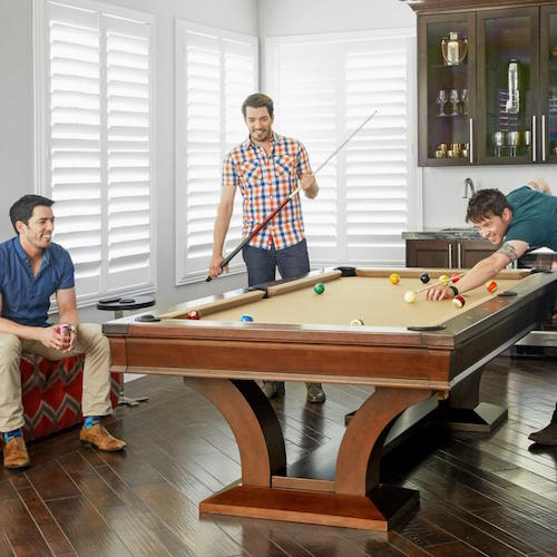 Property brothers shutters