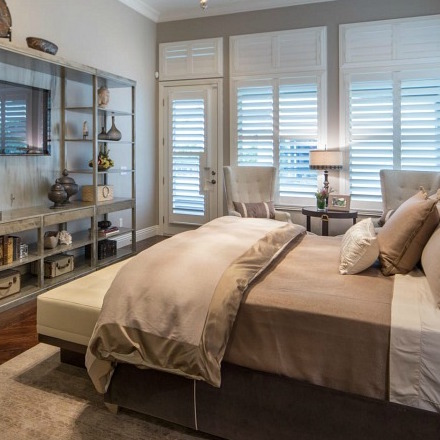 Property brothers house shutters