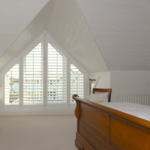 Energy efficient blinds and shutters