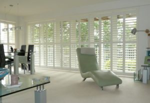 CoralWood Shutters