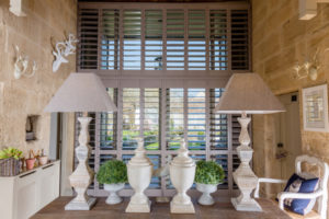 Dorchester Plantation Shutters