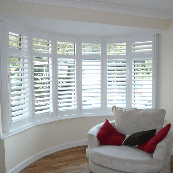 Plymouth plantation shutters