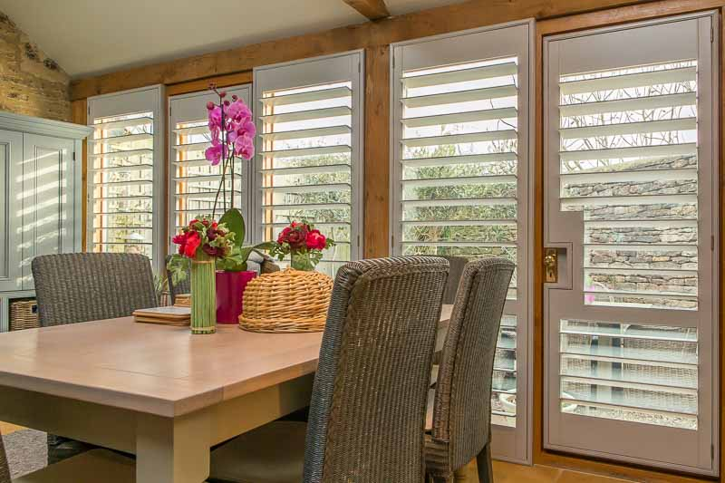 Plantation Shutters Oxford