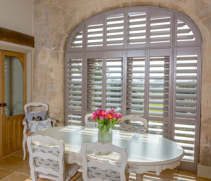 Plantation Shutters Colwyn Bay