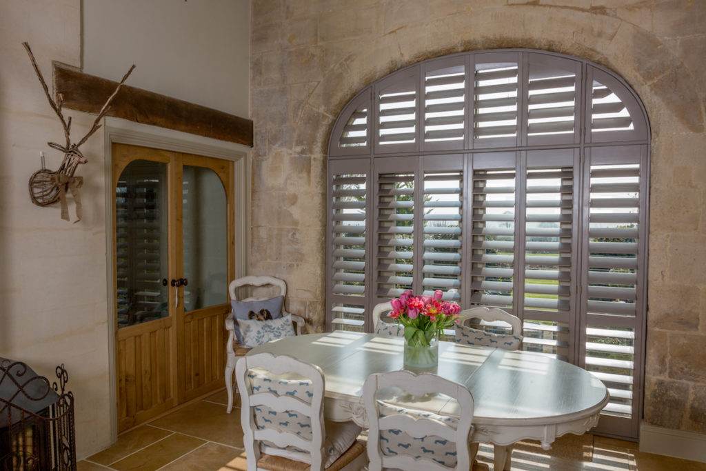 Weymouth Plantation Shutters