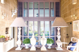 Cheshire West Plantation Shutters